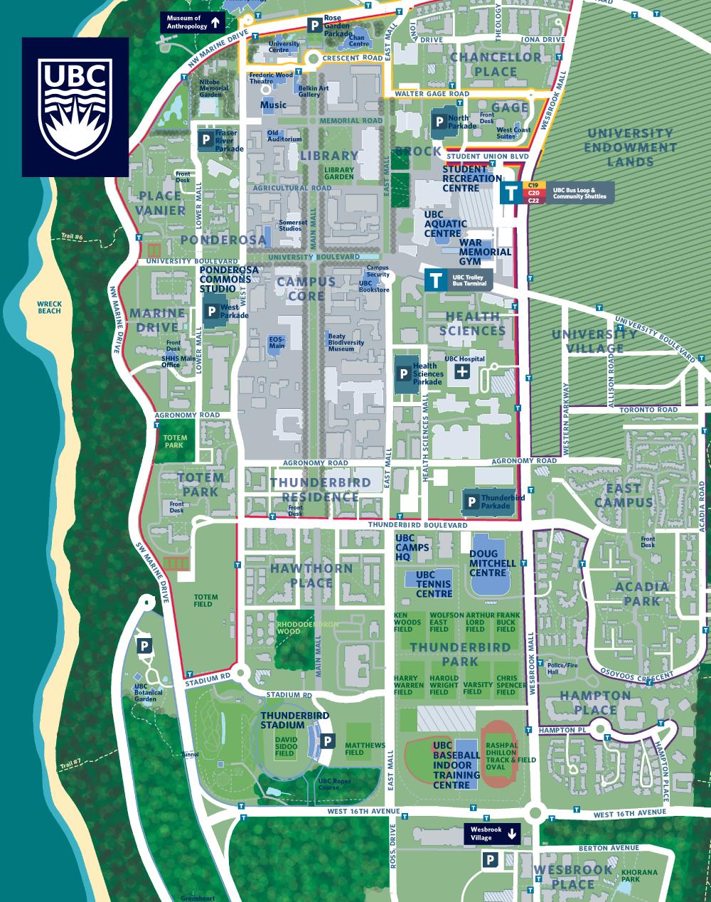 University Of British Columbia Sports 36